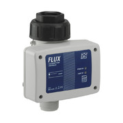FLUX - Fixed speed electronic control device for pumps installed below water level or fed by water system.